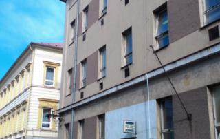 Budova z ulice